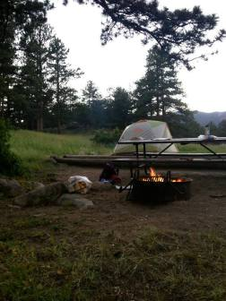 Our little abode for a few nights.